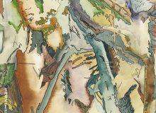 金沢美術工芸大学大学院 博士後期課程1年 研究制作展「皮と実と」
