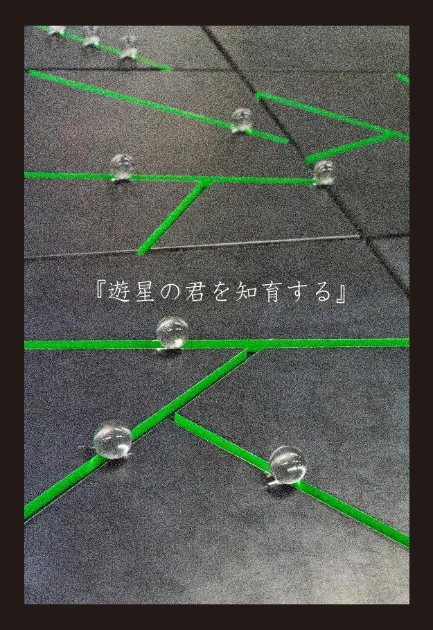 仲 駿輔個展『遊星の君を知育する』