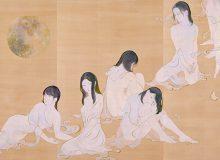 日本画二年次有志展