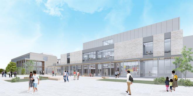 【新キャンパス情報】金沢美術工芸大学建設工事基本設計業務の概要について